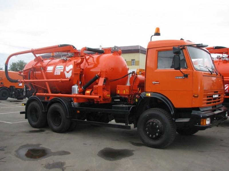 Илососная машина КО-507А-3