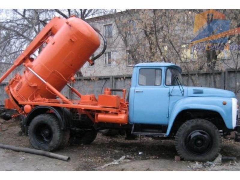 Илососная машина КО-510