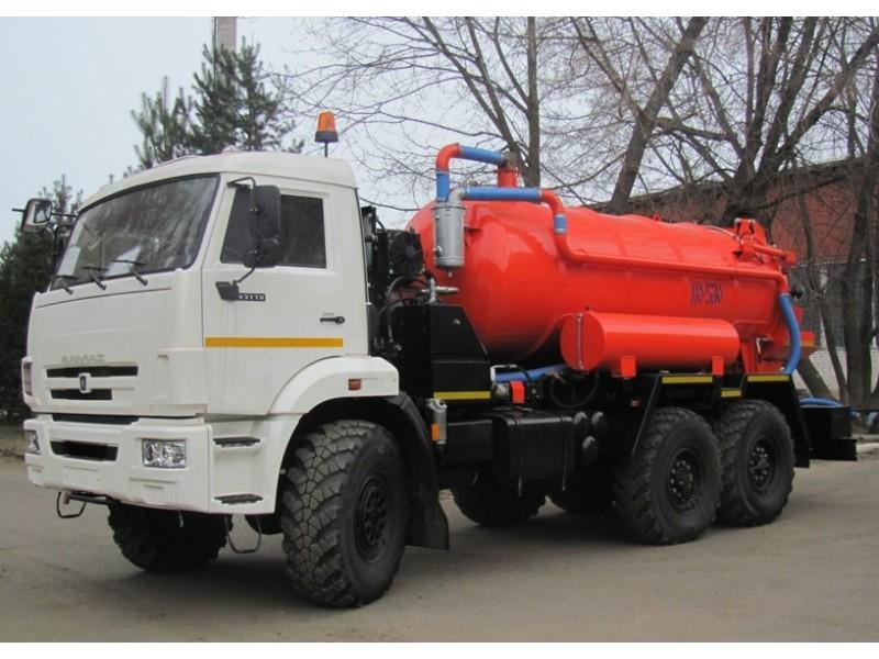 Илососная машина КО-530-24