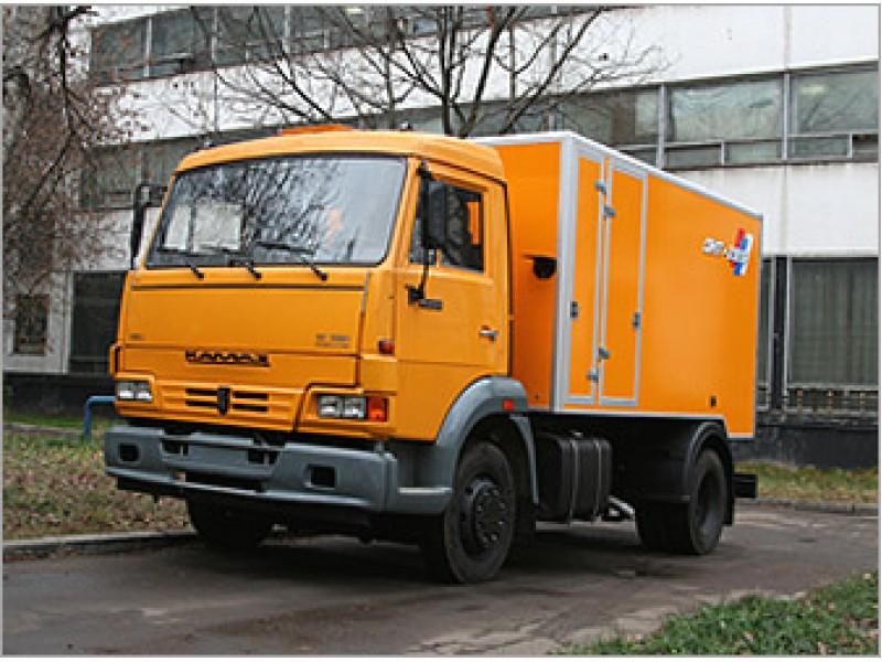 Каналопромывочная машина ДКТ-285