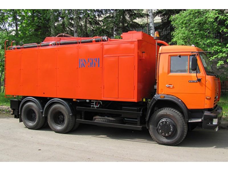 Комбинированная машина КО-564