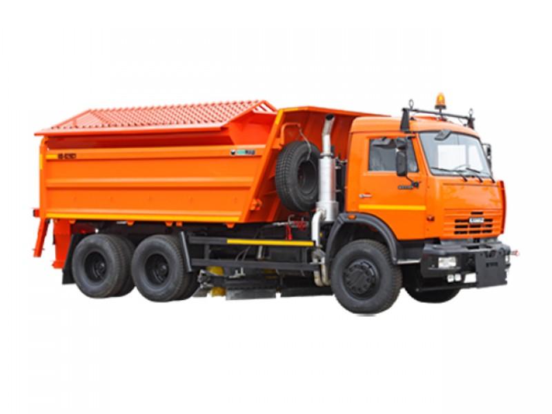 Комбинированная дорожная машина КО-829С1-01