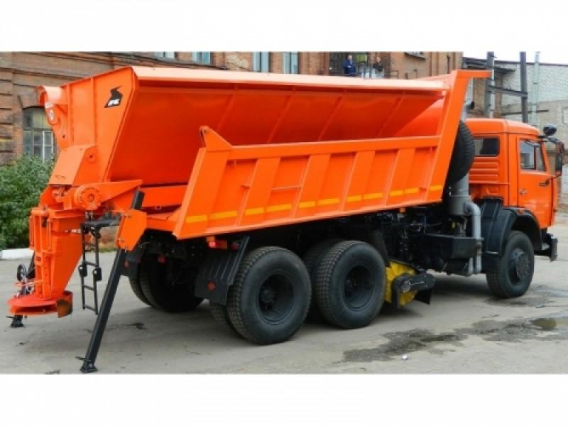 Комбинированная дорожная машина МД-651