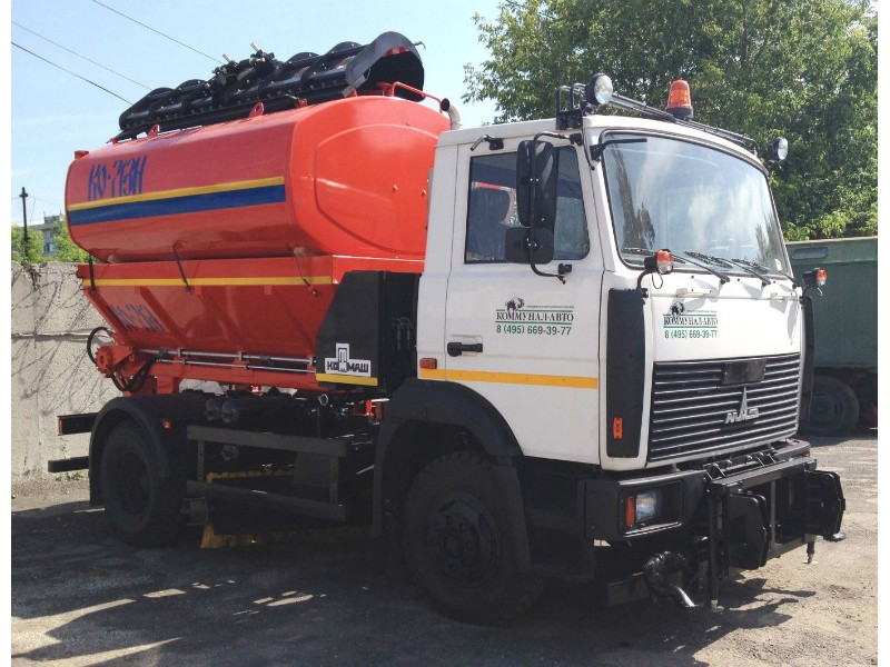 Комбинированная машина КО-713Н-42