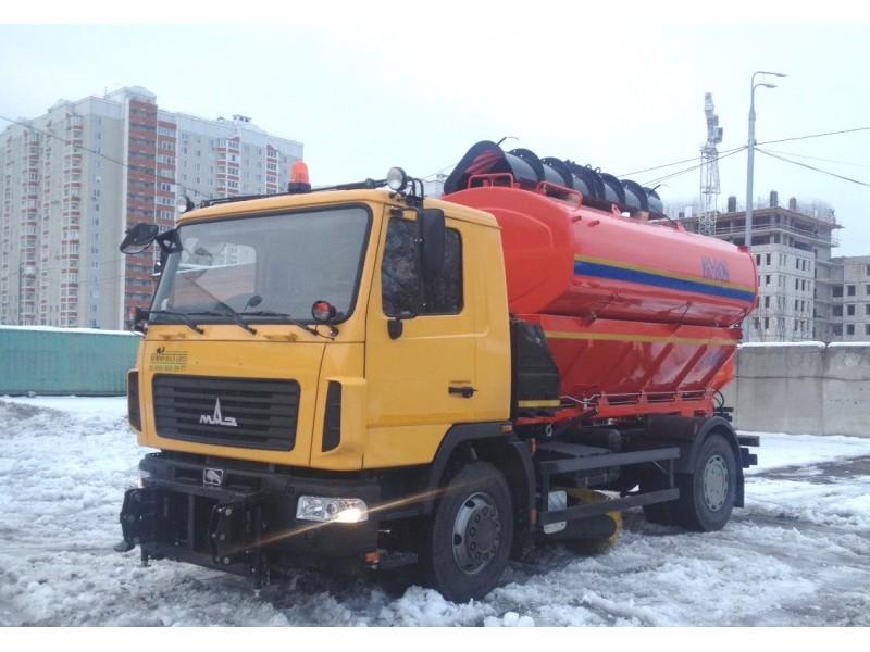 Комбинированная машина КО-806-20