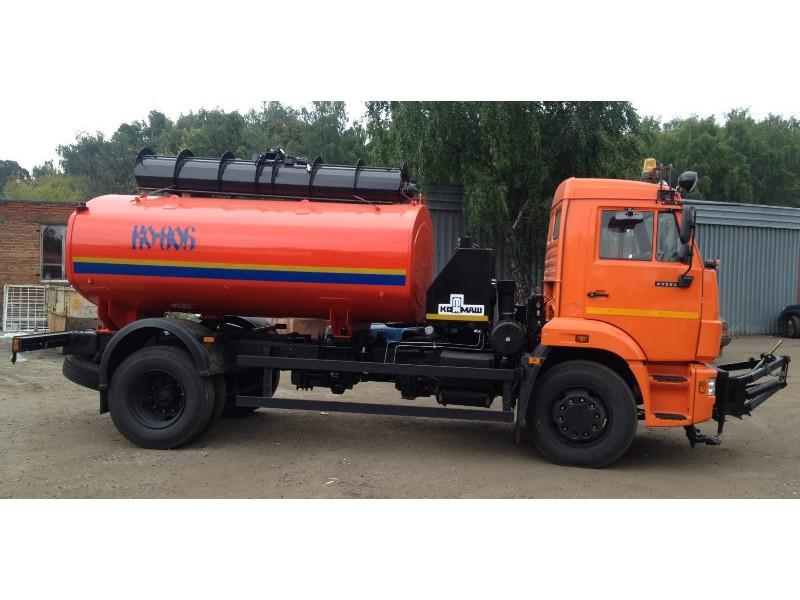 Комбинированная машина КамАЗ КО-806-01