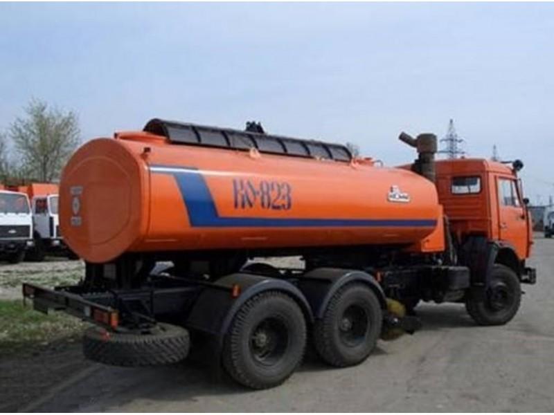 Комбинированная поливомоечная машина КО-823-06