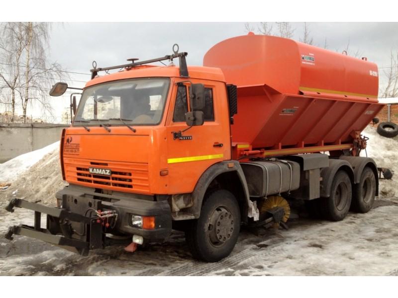 Комбинированная машина КО-829Б