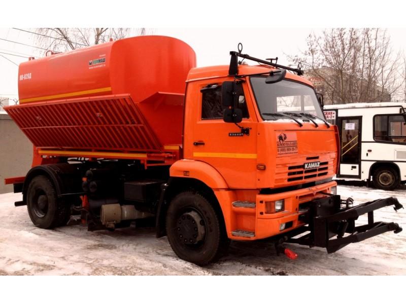 Комбинированная машина КО-829Д1