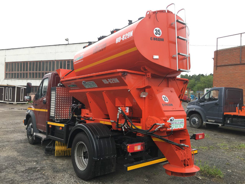 Комбинированная машина КО-829N