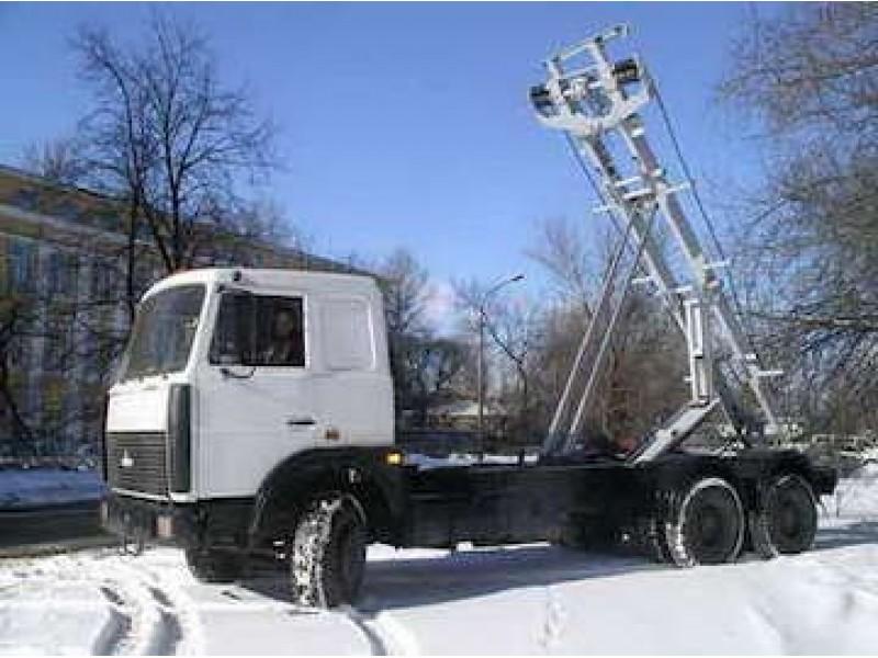 Тросовый унифицированный механизм «Мультилифт» МК-3562-11 (МЛ-33000)