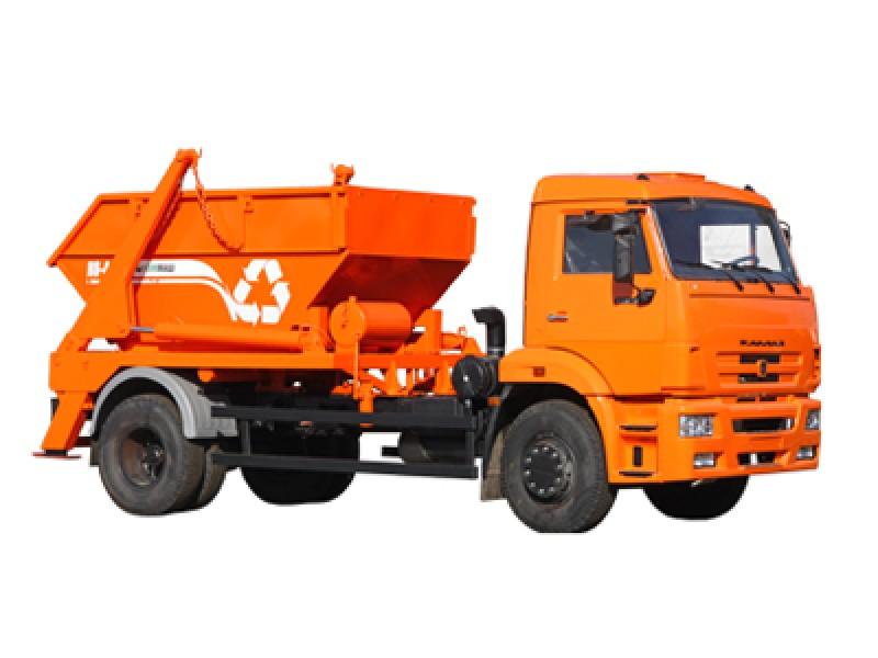 Мусоровоз контейнерный КО-440А1