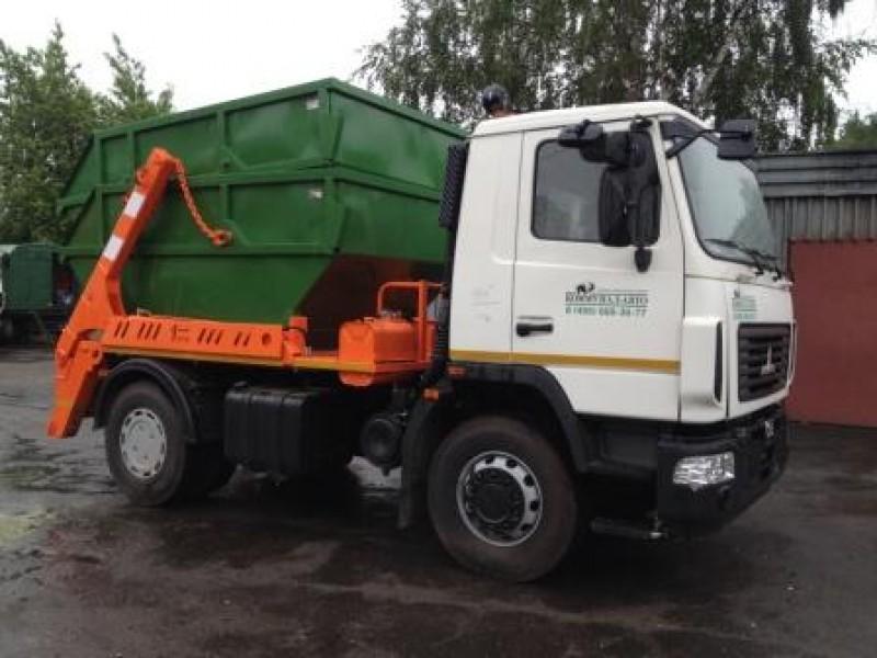 Контейнерный мусоровоз МК-3512-02