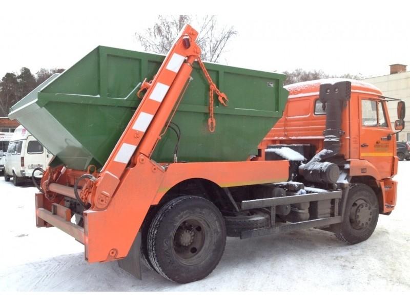 Контейнерный мусоровоз МК-4512-04