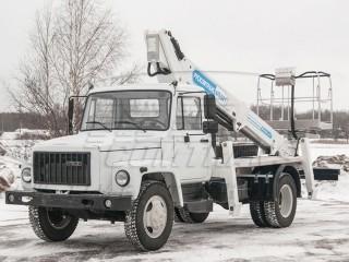 Автогидроподъемник АГП-22Т-3309