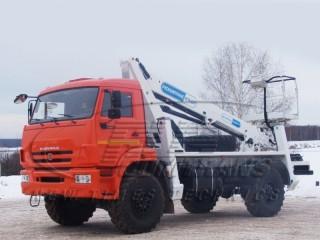 Автогидроподъемник АГП-22Т-43502