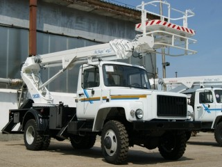 Автовышка ТА-22-33086