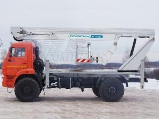 Автогидроподъемник АГП-28Т-43502