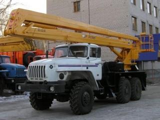Автовышка ВС-22.05