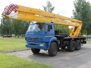 Автовышка ПМС-328