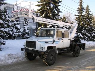 Автовышка ТА-14-33081