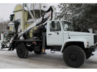 Автовышка ВС-18Т-33081