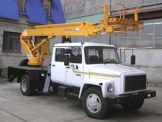Автовышка АПТ-18-3309