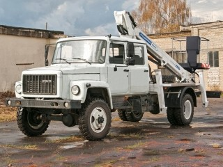 Автогидроподъемник АГП-18Т-33081