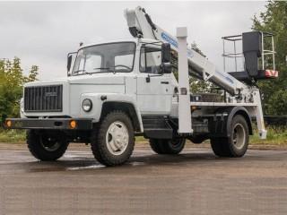 Автовышка АГП-18Т-3309