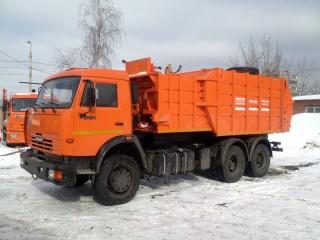 КАМАЗ МК-4551-07