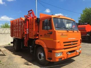 КАМАЗ МК-4551-02