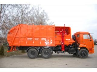 КАМАЗ МК-4453-09