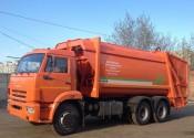 Новые модели мусоровозов от ОАО «Ряжский авторемонтный завод»