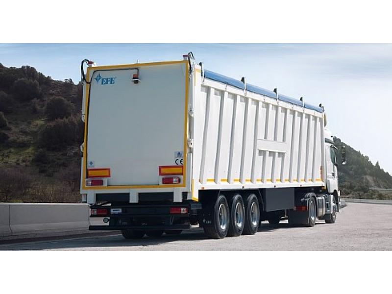 Транспортный мусоровоз ОМЗ-524
